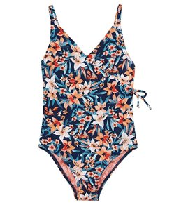 Roxy Big Girls Keep in Flow One Piece Swimsuit