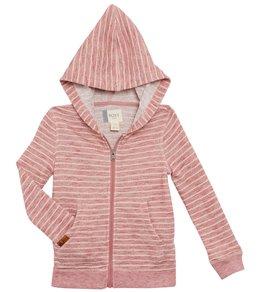 DKNY Little Boys Front Zip Hoodie Sweatshirt Charcoal Heather $49