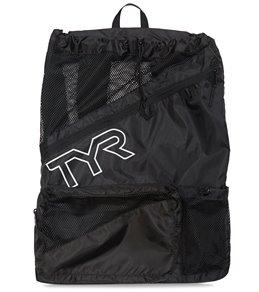 Pink//Purple TYR Mesh Equipment Bag