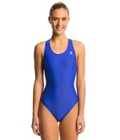 TYR Women's TYReco Solid Maxfit One Piece Swimsuit