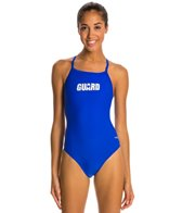 Dolfin Female Guard Logo V-2 Back