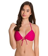 Body Glove Smoothies Baby Love Fixed Triangle Bikini Top