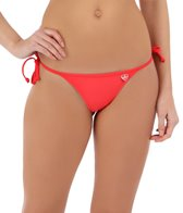 Body Glove Swimwear Smoothies Tie Side Thong Bikini Bottom