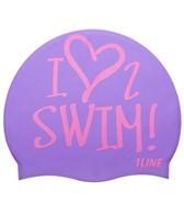 1Line Sports Silicone I Love To Swim!