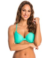 Body Glove Smoothies Swimwear Solo DDDEF Cup Underwire Bikini Top
