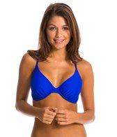 Body Glove Swimwear Smoothies Solo D/DD/E/F Cup Underwire Bikini Top
