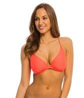 Body Glove Swimwear Smoothies Solo DDDEF Cup Underwire Bikini Top