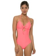 Body Glove Swim Sexylicious Love Bra Monokini One Piece Swimsuit