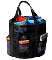 Saltwater Canvas Whale Beach Bag
