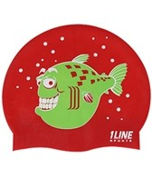 1Line Sports Happy Fish Silicone Cap