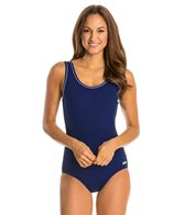 Ocean by Dolfin AquaShape Conservative Scoop Back Tank