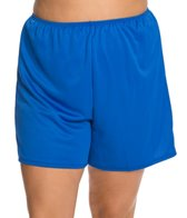 Tuffy Plus Size Chlorine Resistant Polyester Swim Short