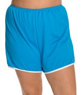 Tuffy Plus Size Swim Short