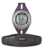 Timex Ironman Road Trainer Digital Heart Rate Monitor Watch -Mid