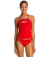 Dolfin Lifeguard Tankini Top Swimsuit