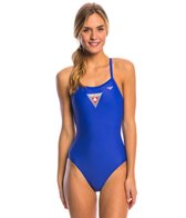 The Finals Lifeguard Butterfly Back One Piece Swimsuit