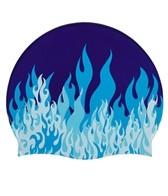 Sporti Fast Flames Silicone Cap