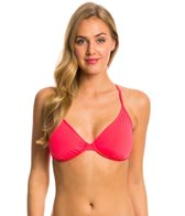 Skye Swimwear So Soft Solid Hilary Underwire Bikini Top (DDDE Cup)