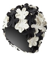 Sporti Flower Swim Cap