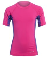 Sporti Youth Unisex S/S Sport Fit Rashguard