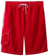 Waterpro Male Cargo Swim Trunks