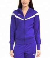 TYR Freestyle Female Warm Up Jacket