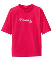 O'Neill Toddler Basic Skins S/S Rash Tee