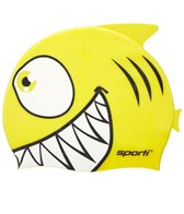 sporti-cartoon-shark-silicone-swim-cap-jr.