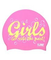 1Line Girls Rule Silicone Cap