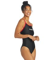 sporti-guard-piped-thin-strap-swimsuit