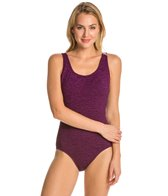 Penbrooke Krinkle Cross Back D Cup Mio One Piece