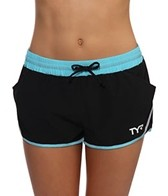 TYR Competitor Women's 4 Run Short