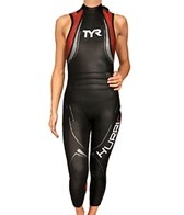 TYR Women's Hurricane Cat 5 Sleeveless Wetsuit