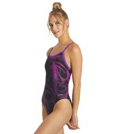 Sporti Light Wave Thin Strap Swimsuit