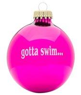 Bay Six Gotta Swim Ornament
