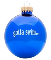 Bay Six Gotta Swim Ornament