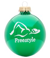 Bay Six Free Style Ornament
