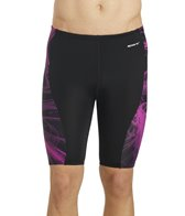 Sporti Light Wave Piped Splice Jammer Swimsuit