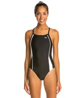 The Finals Moonlight Splice Butterfly Back One Piece Swimsuit