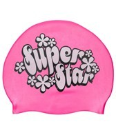 Bettertimes Superstar Silicone Swim Cap