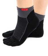 Injinji Performance Series CoolMax Midweight Mini Crew