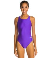 Dolfin Competition Team Solid HP Back Swimsuit