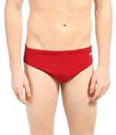Sporti Polyester Solid Swim Brief