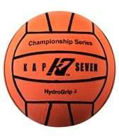Kap7 Compact HydroGrip Size 4 Championship Series Water Polo Ball