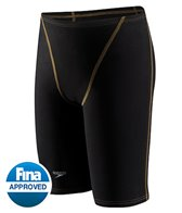 Speedo LZR Pro Gold Jammer Tech Suit Swimsuit