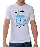 Sporti 'Its 6 A.M.' T-Shirt