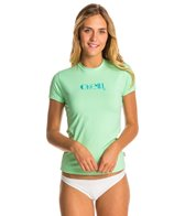 O'Neill Women's Skins Short Sleeve Rash Tee
