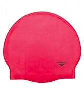 The Finals Solid Silicone Swim Cap