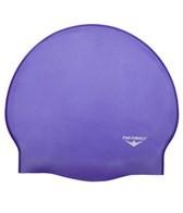 The Finals Solid Silicone Swim Cap