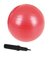 AeroMat Fitness Ball Kit 55cm